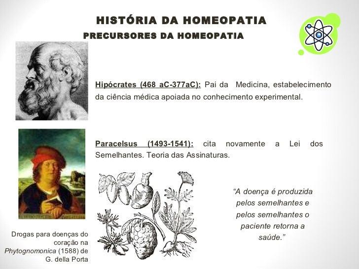 Introdução a Homeopatia