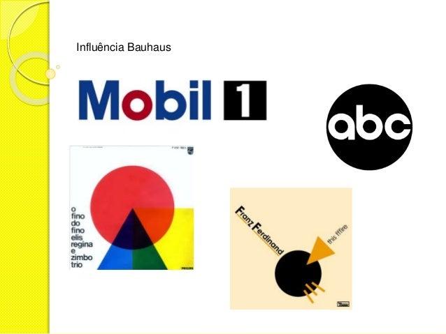 Influência Bauhaus