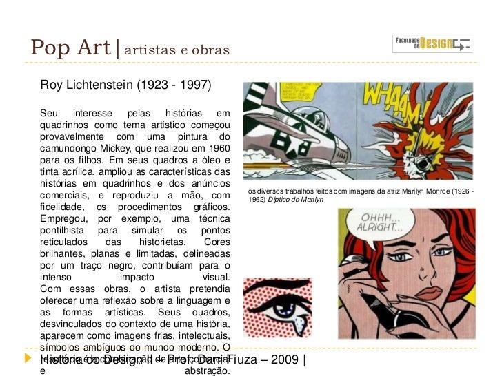 Pop art - Pop art roy lichtenstein obras ...