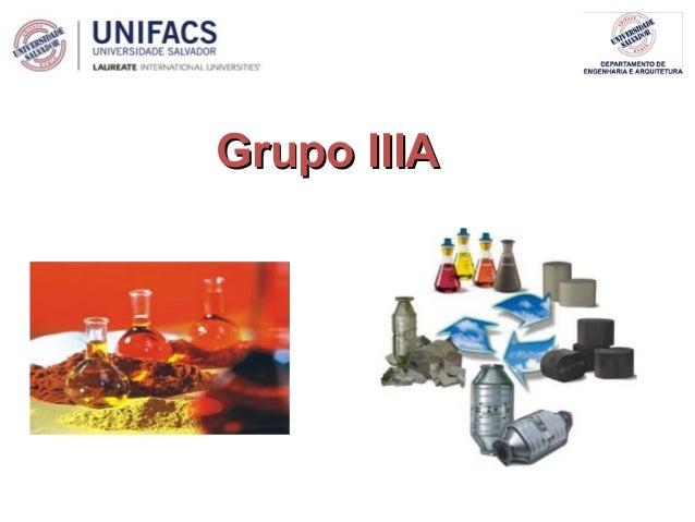 Grupo IIIA