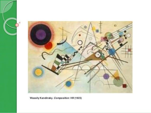 Wassily Kandinsky. Composition VIII (1923)