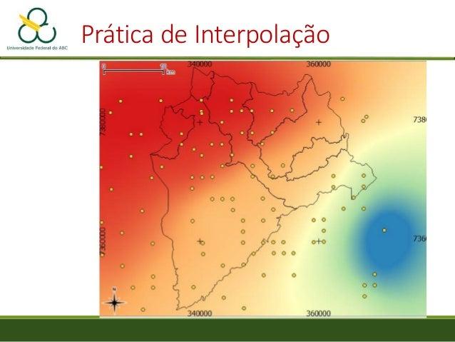 Prática – Mapa de Proximidade