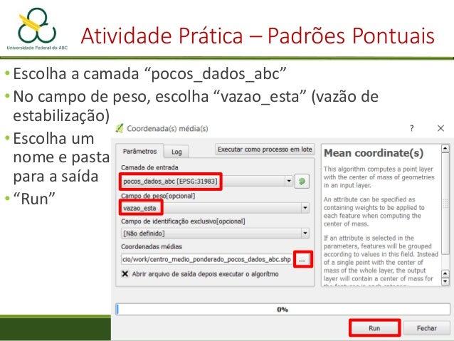 """Atividade Prática – Padrões Pontuais • No menu """"Complementos"""", clique em """"Gerenciar e Instalar Complementos"""" • Instale o c..."""