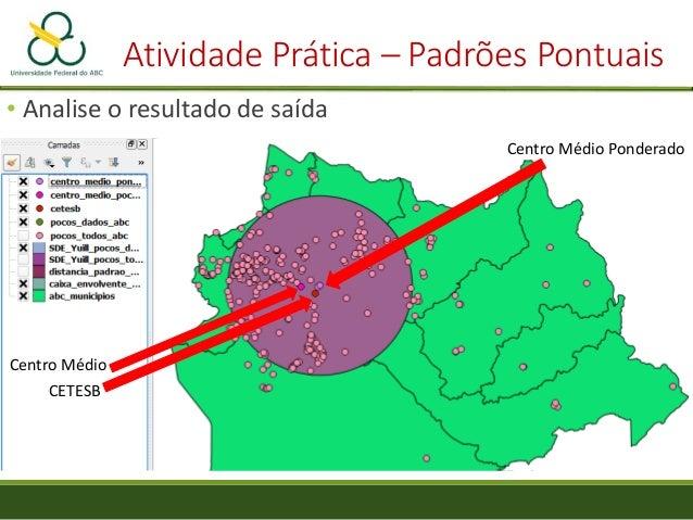 Mapas de Kernel CÂMARA, Gilberto; CARVALHO, Marilia Sá. Análise espacial de eventos. Em: Análise espacial de dados geográf...