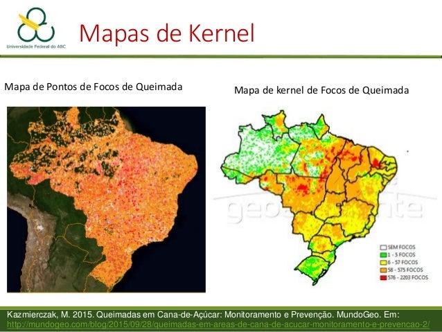 Mapas de Kernel ODDI, G. 2014. Mapa de calor: como atuam os candidatos ao meio-campo ofensivo da seleção de Felipão. ESPN....