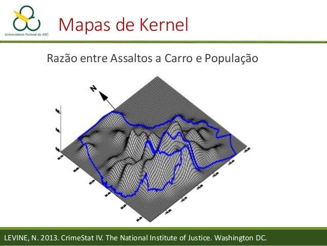 """Prática – Mapas de Kernel • No menu arquivo, escolha """"Importar Dados"""" • Selecione o arquivo """"pocos_todos_abc.shp"""" e aperte..."""