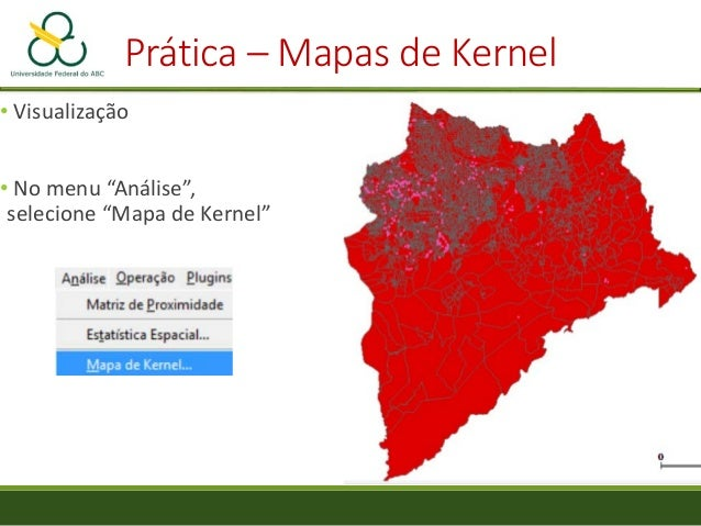 Prática – Mapas de Kernel