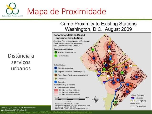 Prática – Mapa de Proximidade • Decreto Estadual nº 32.955/91, que dispõe sobre a preservação dos depósitos naturais de ág...