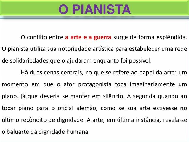 AULA 08 - RESENHA CR&#... Adrien Brody Piano