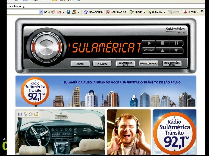 O futuro do Rádio.