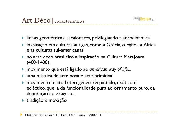 Art d co - Art deco caracteristicas ...