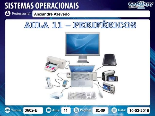 3602-B 11 81-89 10-03-2015 Alexandre Azevedo
