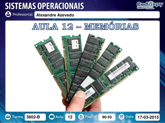 3602-B 12 90-93 17-03-2015 Alexandre Azevedo