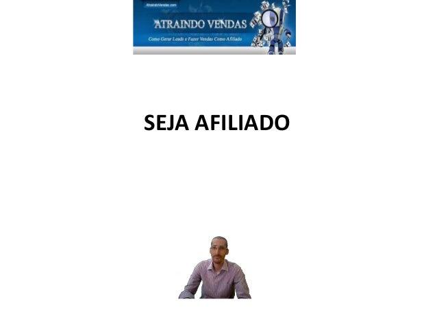 SEJA AFILIADO