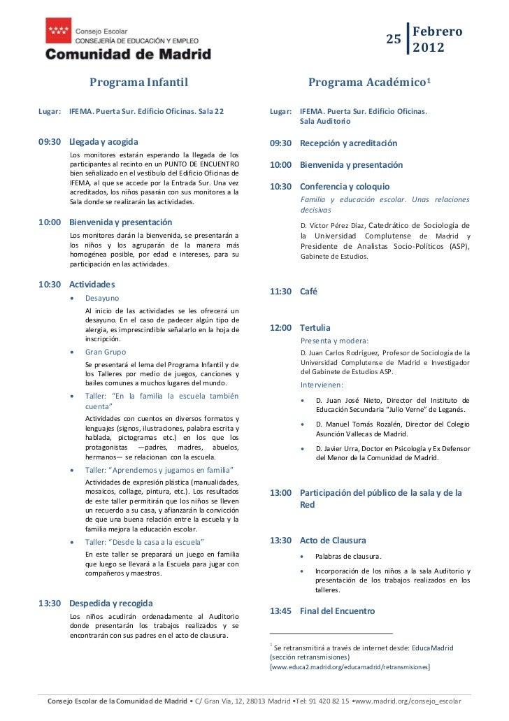 Aula12 consejo escolar_informacionyprograma Slide 2