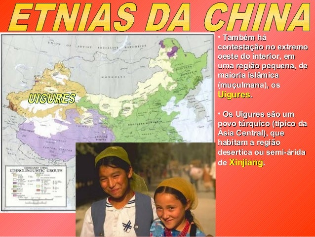 Resultado de imagem para china sinkiang uigures