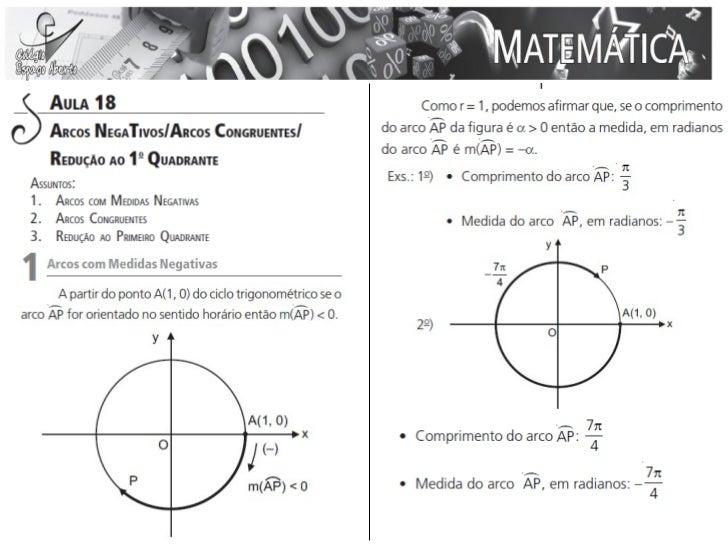 Aula 18 - Matemática