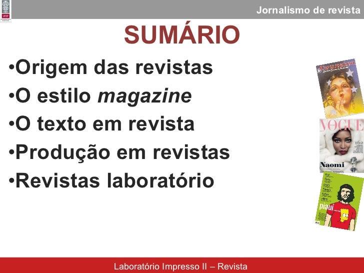 Curso de jornalismo online