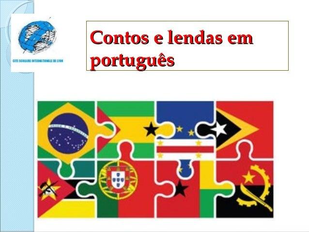 Contos e lendas em português