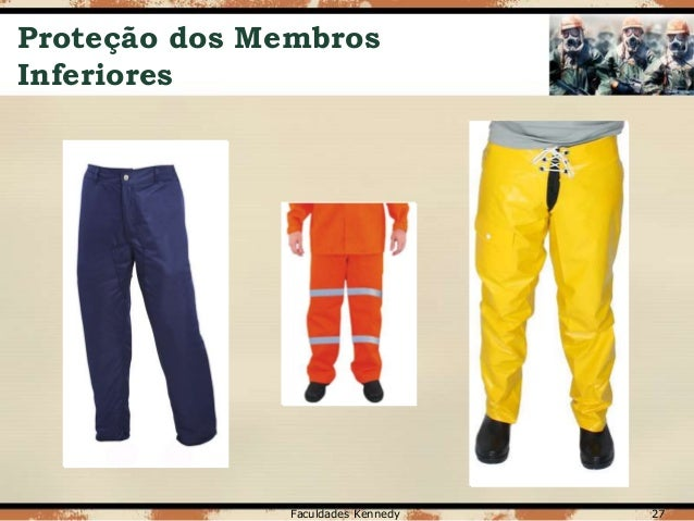 db17604e17f83 Proteção dos Membros Inferiores Faculdades Kennedy 27 ...