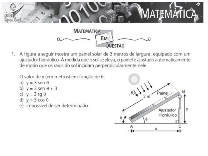 Aula 22 - Matemática