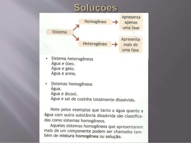  Solubilidade: propriedade que mede a quantidade de soluto que pode se dissolver em um solvente, no caso a água.  Soluçõ...