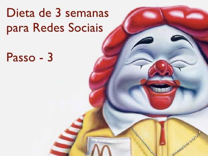 Aula 3 - Redes Socias WEB