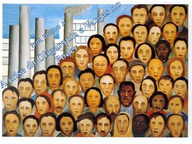 Economia do Brasil nadécada de 1920• Durante a primeira parte da República (1989-1929)o café foi o principal produto da ec...