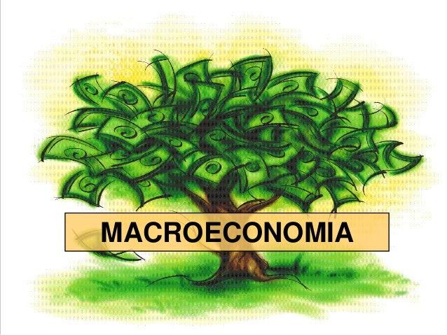 1 MACROECONOMIA