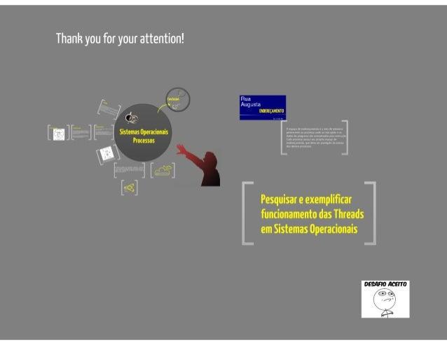 Estrutura de Processos em Sistemas Operacionais