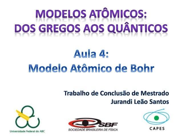 No modelo atômico de Rutherford o núcleo positivamente carregado, compactado e localizado no centro do átomo, enquanto que...