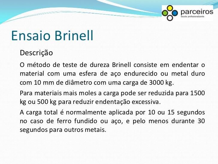 Ensaio Brinell
