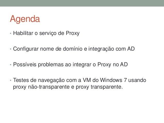 Endian firewall proxy nao transparente