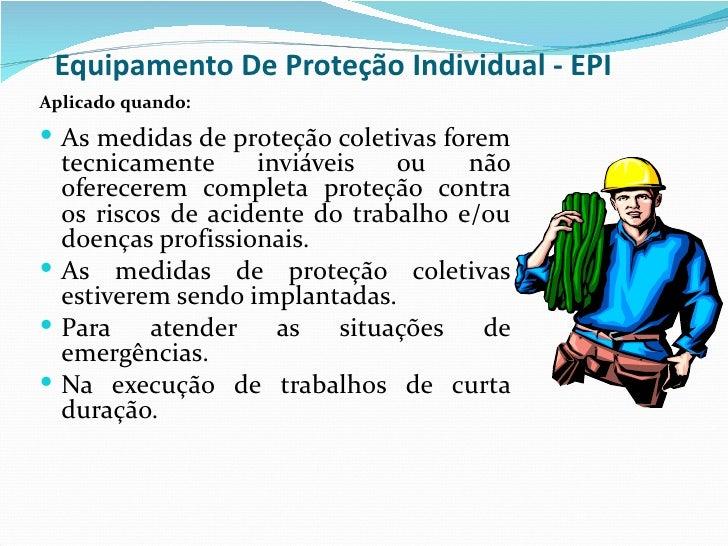 5924ea6b7095c Equipamento De Proteção Individual ...