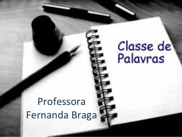 ProfessoraFernanda Braga