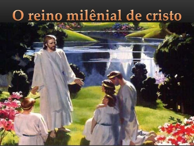 """""""Bem aventurado e santo aquele que tem parte na primeira ressurreição; sobre estes não tem poder a segunda morte, mas serã..."""