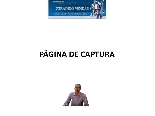 PÁGINA DE CAPTURA