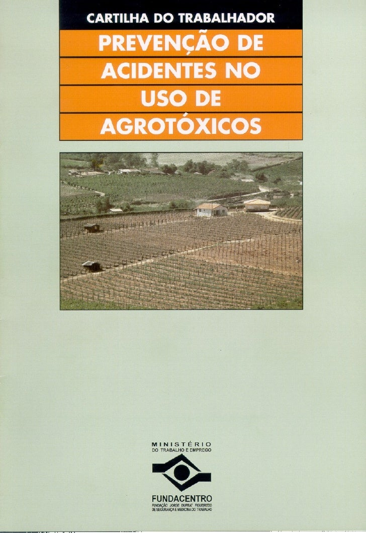 Os agrotóxicos são produtos químicos destinados a controlar as pragas e as doenças que causam danos à produção agrícola. S...