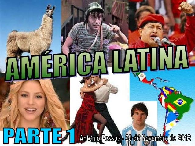  INTRODUÇÃO  MÉXICO - Demografia - Economia - Nafta e EZLN - Guerra ao Narcotráfico e política  AMÉRICA CENTRAL - Paíse...