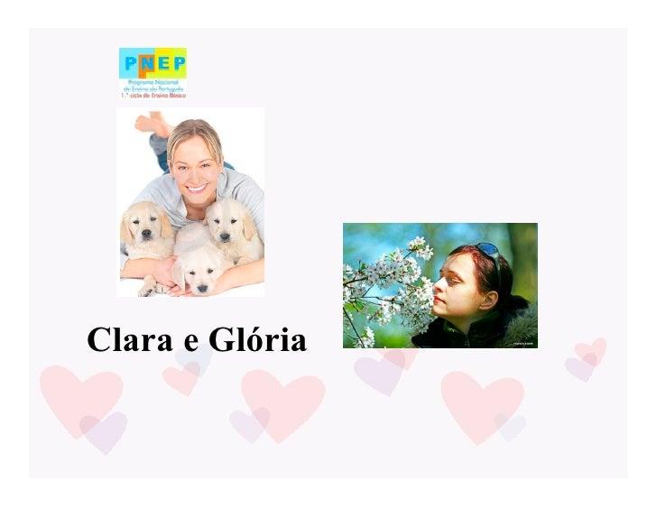 Clara e Glória