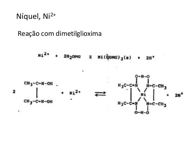 7) Que propriedades dos cátions Al3+, Cr3+ e Fe2+  é utilizada para separá-los dos demais íons do  Grupo III?  8) Uma liga...