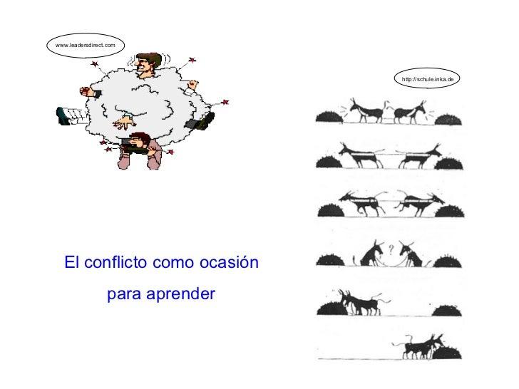 El conflicto como ocasión para aprender www.leadersdirect.com   http://schule.inka.de