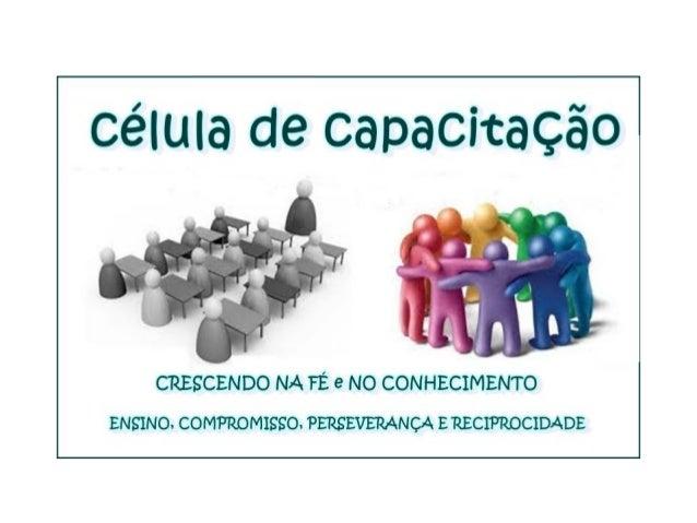 PREENCHA A FICHA DE REQUERIMENTO PARA PARTICIPAÇÃO DO MÓDULO I – LÍDER DE CÉLULA DE EVANGELISMO