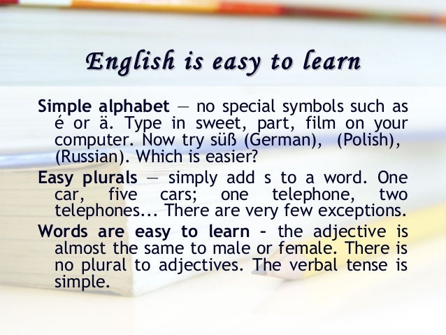 Let's Learn English