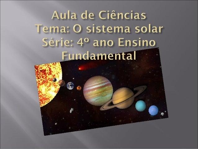 Mercúrio Marte Venus Saturno Júpiter UranoNetuno Terra SOL