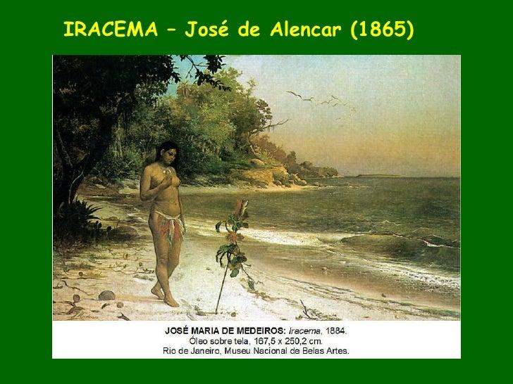 IRACEMA – José de Alencar (1865)