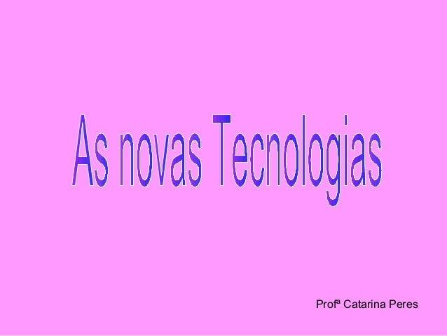 Profª Catarina Peres