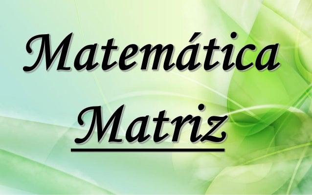 Definição e Notação                                                 a11                                                a21...