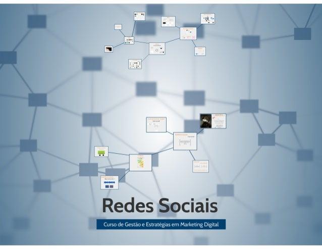 Aula de rede sociais - 8h