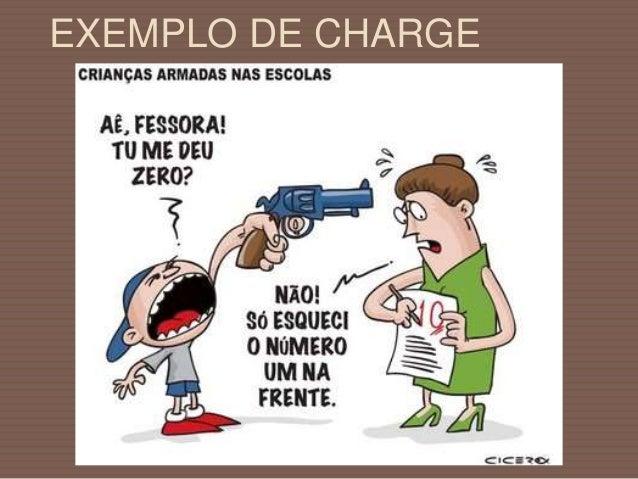 EXEMPLO DE CHARGE